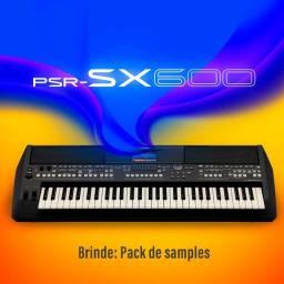 Teclado arranjador PSR sx600