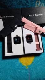 Relogio P70 Smartwatch *Aceito cRtao e Pix*