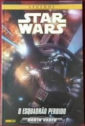 Star Wars Legends - Darth Vader - O Esquadrão Perdido