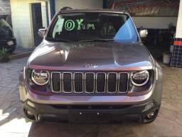 Título do anúncio: Jeep renegade longitude 1.8 zero km