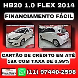 HB20 1.0 Flex 2014 - Manual - Financiamos