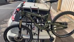 Vendo bike Enduro GT force x tamanho M