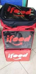Bags pra aplicativo de entrega fazemos com a sua logo  120.00 reais