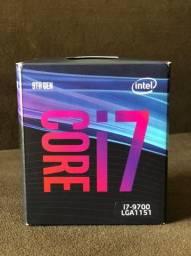 Processador Intel Core i7-9700K, Cache 12MB, 3.0GHz LGA 1151. Bahia- João Dourado