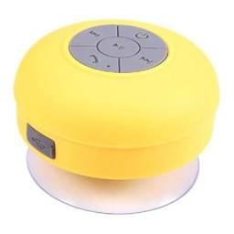 Caixa De Som Portátil Bluetooth A Prova D'água Com Ventosa - 8301