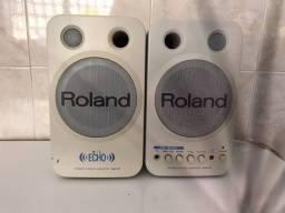 Título do anúncio: Caixa de som Roland