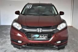 Honda Hr-V 2018 EXL top! Confira.