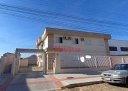 Apartamento com 2 dormitórios para alugar, 100 m² por R$ 750/mês - Urussanguinha - Ararang