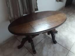 Título do anúncio: Mesa de centro madeira maciça