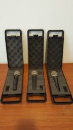 Microfones Samson Q7