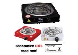 Título do anúncio: Fogão elétrico NOVO, 1000w. Leia o anúncio!