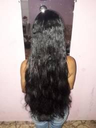 Mega hair no italiano colocação e manutenção