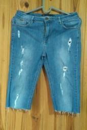 Bermuda Jeans Tam: 38 Marca: MarfinnoDenim
