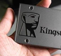 SSD Kingston A 400 240 GB c/Garantia /Loja Física