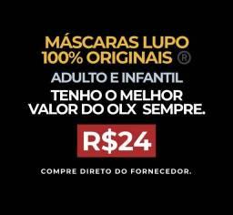 Máscara Lupo DIRETO DO FORNECEDOR