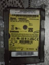 HD 320gb de notebook