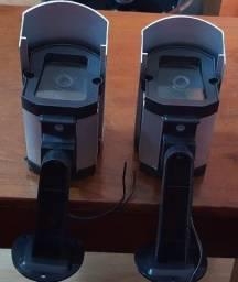 Precisando de segurança e querendo gastar pouco? Compre câmeras falsas acendem a luz!