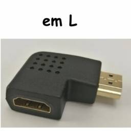Título do anúncio: Adaptador HDMI em L