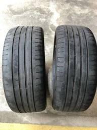 Par de pneus aro 18