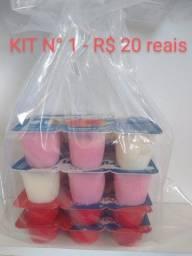 Título do anúncio: Kits de iogurte