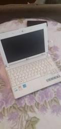 Título do anúncio: Netbook LG x110 (retirar no local)(com defeito para tirar peças ou conserto)