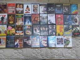 Coleção com 40 DVDs - Mídias originais