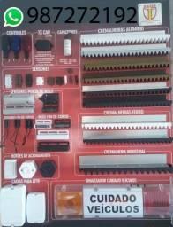 Motor de portão; Vendemos; Peças de reposição ou acessório para motor
