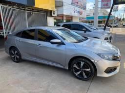 Honda Civic 2.0 EXL, Único Dono, Impecável