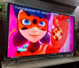 """TV Smart Semp TCL Android  4k 50"""" Pol./Nota/2 Dias/Nova De 2800 por $ 2100"""