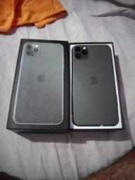 Iphone 11 pro max modelo primeira linha