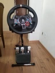 Vendo ou troco Volante G29 Roda em (PS3,PS4,PS5 e PC)