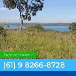 Águas do Cerrado 2 - Lançamento Excelente para Pesca beira Lago Corumbá