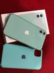 iPhone 11 Completo 01 ano de garantia apple