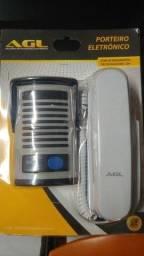 Vendemos kit completo de interfone AGL novo e com garantia de fábrica