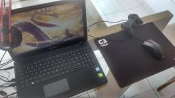 Notebook Samsung Intel Core i7 - GPU GeForce 920MX 2GB - 8GB Ram + Acessórios