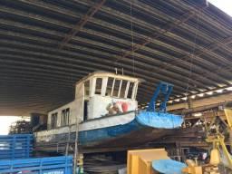Barco rebocador - 1998