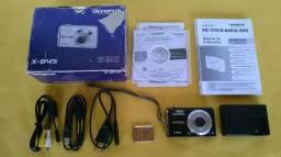 Câmera Olympus X845_Para aproveitar peças