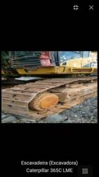 Escavadeira hidráulica Caterpillar 365C LME ano 2011