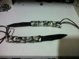 Canivetes para autodefesa