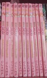 Coleção (quase) completa Sakura