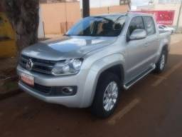 VW - VOLKSWAGEN AMAROK HIGH.CD 2.0 16V TDI 4X4 DIES. AUT - 2014