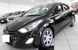 Hyundai Elantra 1.8 16v Gls Aut. 4p - 2013
