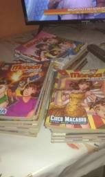 Revistas em bom estado