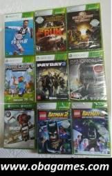 Jogos Xbox 360 Originais e Lacrados