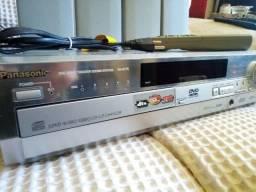 Home theater panasonic sa-ht75 carrossel 5 discos Impecável