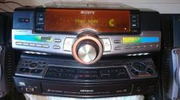 Som 4 x 1 Sony 880 W rms