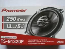 """Auto falante Pioneer Ts-G1320F de 5.25"""", 250w pmpo, novo, lacrado"""
