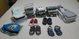 Torro lote roupas menino 3 meses a 1 ano