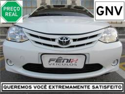 Toyota Etios 1.5 xs 16v flex 4p manual - 2014