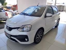 Toyota Etios 1.5 Platinum Automatico 2017 - 2017